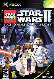 Lego Star Wars Ii The Original Trilogy Microsoft Xbox 2006 For Sale Online Ebay