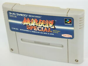 Super-Famicom-FATAL-FURY-SPECIAL-Nintendo-Cartridge-Only-Japan-sfc