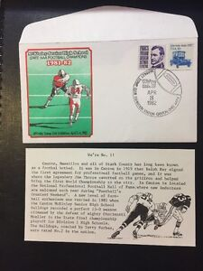 1981-1982 McKinley Senior High School State AAA Football Champions Stamp Club