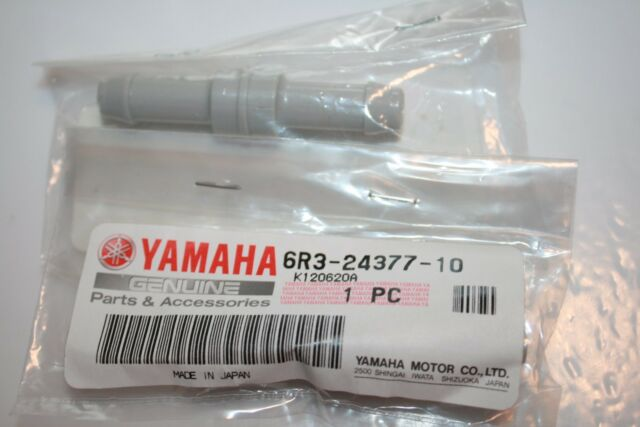 NOS YAMAHA OUTBOARD FUEL PIPE JOINT 6R3-24377-10