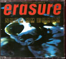 ERASURE - SHIP OF FOOLS - CD MAXI [2576]