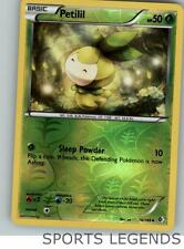 2012 pokemon Boundaries Crossed reverse holo Petilil 16/149