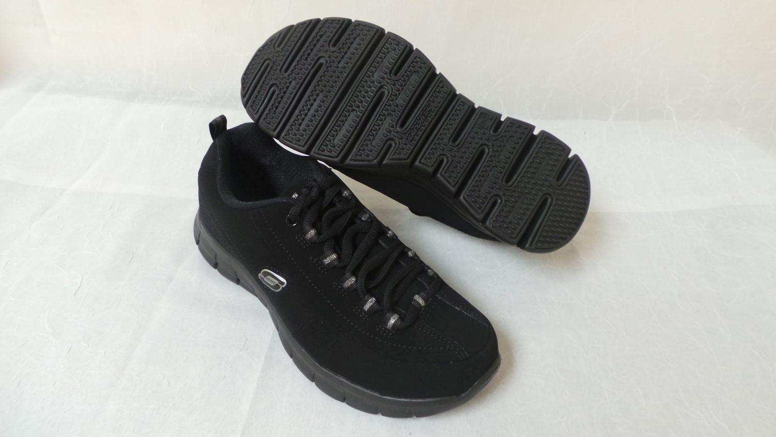 New  Skechers Womens Synergy–Trend Setter Training shoes-11717 & 11717EW 4D sr