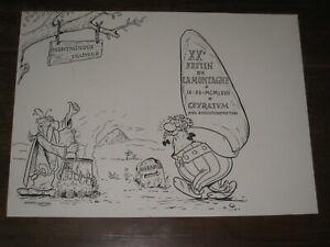 menu-asterix-festin-journal-la-montagne-auvergne-ceyrat-1967-uderzo
