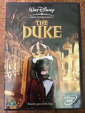 John Neville THE DUKE ~ 1999 Walt Disney Family / Dog Caper Film UK DVD