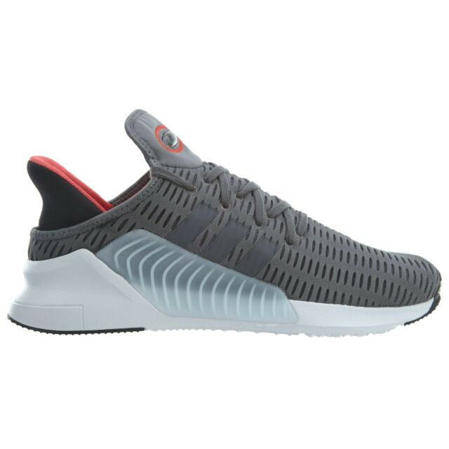 5e4fb3a2974 Adidas CLIMACOOL 02 17 Grey Grey White Running Sneaker CG3346 (463) Men s  Shoes
