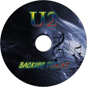 U2-GUITAR-BACKING-TRACKS-CD-BEST-GREATEST-HITS-MUSIC-PLAY-ALONG-MP3-ROCK-BONO
