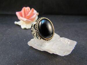 Silberring Männerring Siegelring Ring Sterlingsilber 925 Handarbeit Onyx Gr 67 SorgfäLtige FäRbeprozesse Silber, 800er- 925er Antiquitäten & Kunst