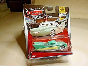 Cars 3 Radiator Springs Mater with Cone Teeth Diecast Vehicle Deluxe