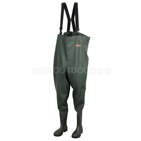 Ron Thompson Ontario Chest Waders Boot Foot- UK Sizes 7-12(Fishing Fly Fishing)