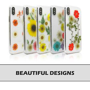 Gorilla-Tech-3D-Pressed-Real-Flower-Gel-Case-Back-Cover-for-Apple-iPhones