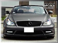 W219 CLS55 CLS63 AMG 06-10 Mercedes Benz CS Style Carbon Fiber Front Bumper Lip