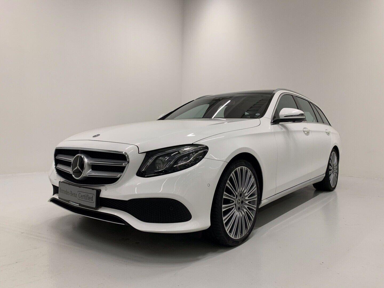Mercedes E350 d 3,0 Avantgarde stc. aut. 5d - 3.070 kr.