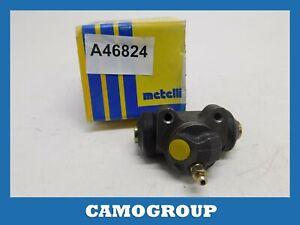 Cylinder Rear Brake Rear Wheel Cylinder Metelli VOLVO 440 460 480
