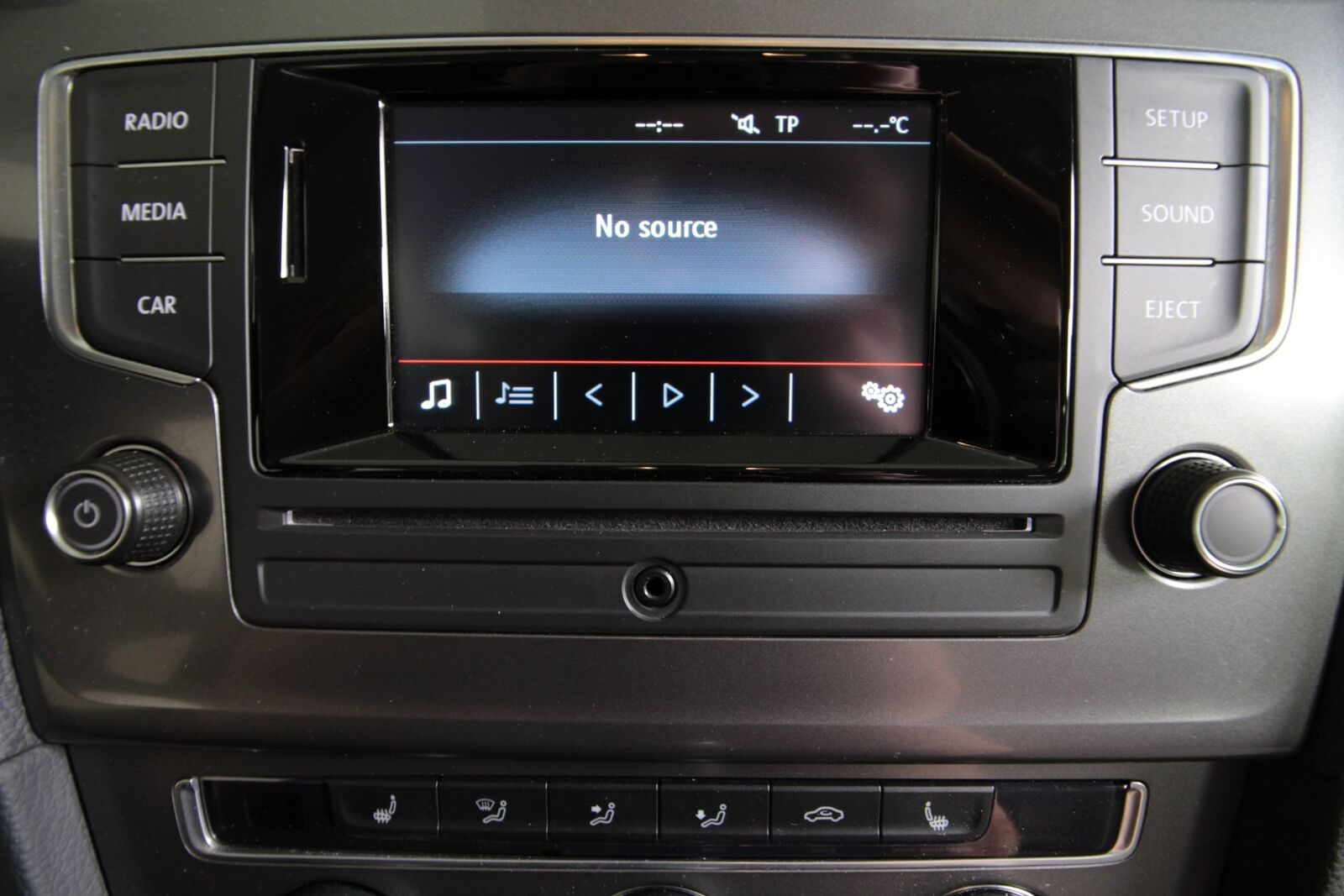 VW Golf VII TSi 105 Trendline BMT