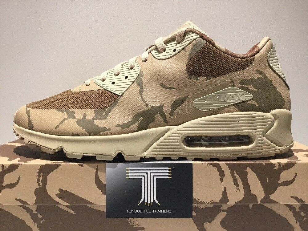 1b629771bd Air Max 90 UK Camo Collection 624727 220 Uk Size 12 Nike SP  ntfvgl2782-Men's Trainers
