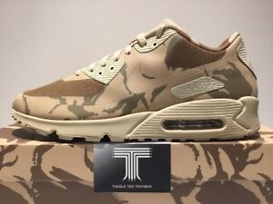 buy online c7750 194ce Nike Air Max 90 UK SP Camo Collection ~ 624727 220 ~ Uk Size 12 | eBay