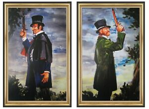 B2G1 FREE!! HAUNTED MANSION DUELING GHOST #2 POSTER