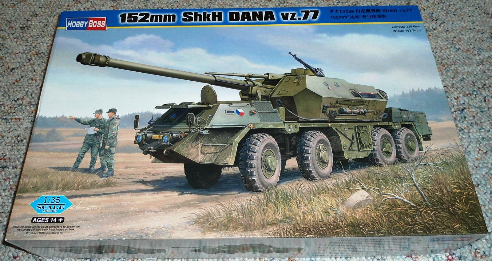 HobbyBoss 1 35 152mm ShkH DANA vz.77