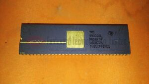 TI TMS9900JL TMS9900JDL 16-BIT Vintage CPU for TI-99//4A Computer CDIP64 X 1PC
