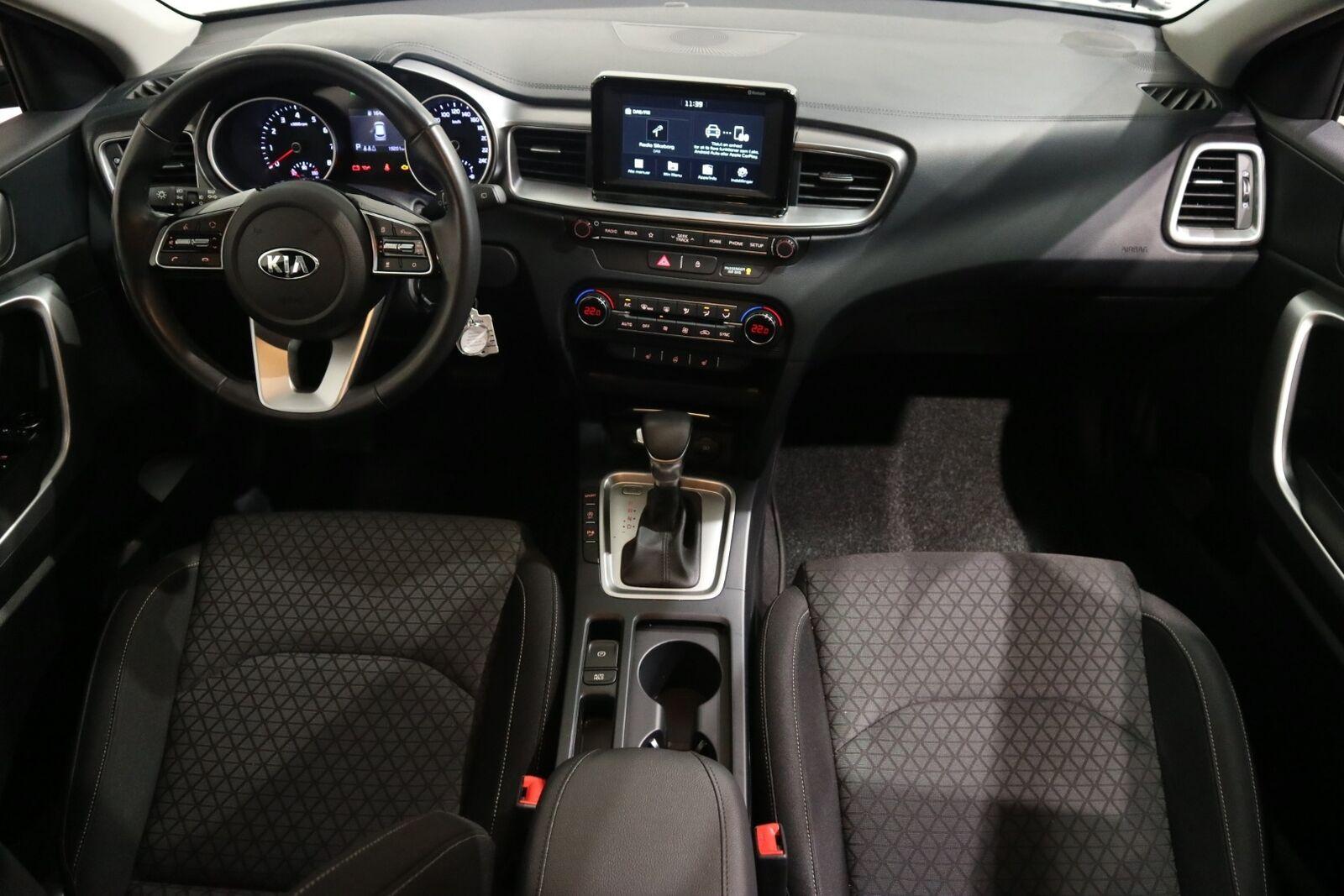 Kia Ceed 1,4 T-GDi Comfort SW DCT - billede 10