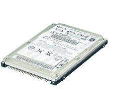 """Hard Disk 2.5"""" 40Gb IDE Fujitsu HD Drive ATA PATA hdd disco rigido per Portatile"""