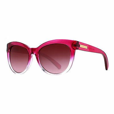 Michael Kors Mitzi I MK 6035 3123 8H Pink Clear Gradient Cat Eye Sunglasses