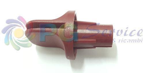 DeLonghi Insert Knob Red Time Timer Oven SFORNATUTTO Eo1455 Eo1490w   EBay