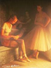 Carte Postale   DAVID  HAMILTON   Postcard  Danseuses  Femme  Woman