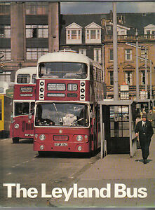 Leyland-Bus-by-Doug-Jack-440-pages-well-illustrated-bus-book