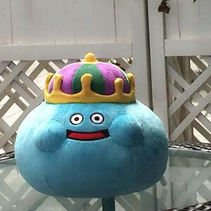 4pcs Dragon Quest Smile Angel Slime King Slime Slime Plush Doll NEW