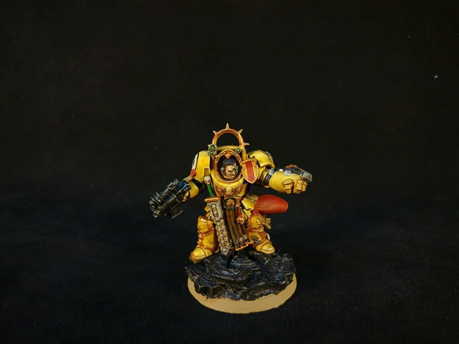Space Marine Terminator captain new store collector