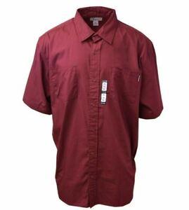 Carhartt Men/'s Aqua Blue S//S Woven Shirt XL-3XL Retail $40
