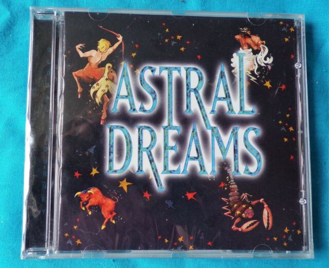 Global Journey - Astral Dreams  CD