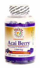 Acai Berry 1500 Mg