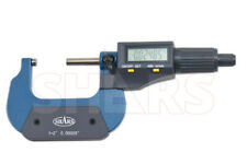 Shars 1 2 000005 Digital Electronic Outside Micrometer Carbide Tip New A