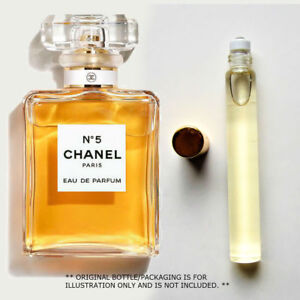 Image Is Loading Chanel No5 Parfum 10ml Purse Size Roller