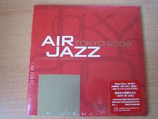 AIR JAZZ TOKYO 2006  japan mini LP  2CD DIMENSION  Takashi Masuzaki