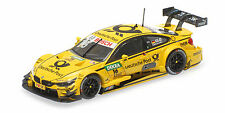 Bmw M4 F82 Team Mtek Timo Glock Dtm 2015 1:43 Model MINICHAMPS