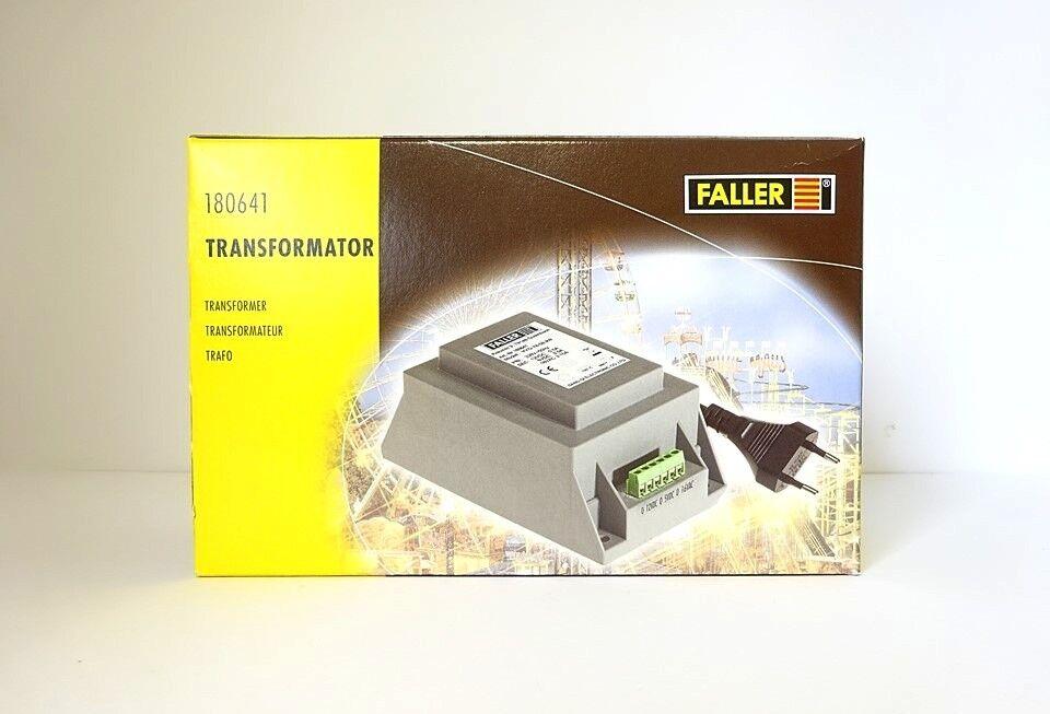 Faller 180641, transformador 50 va 50-60hz, nuevo