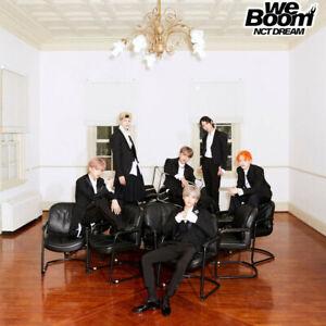 NCT-sueno-nos-Boom-Preventa-3rd-Mini-Album-CD-Poster-Libro-De-Fotos-Tarjeta-regalo-Sellado
