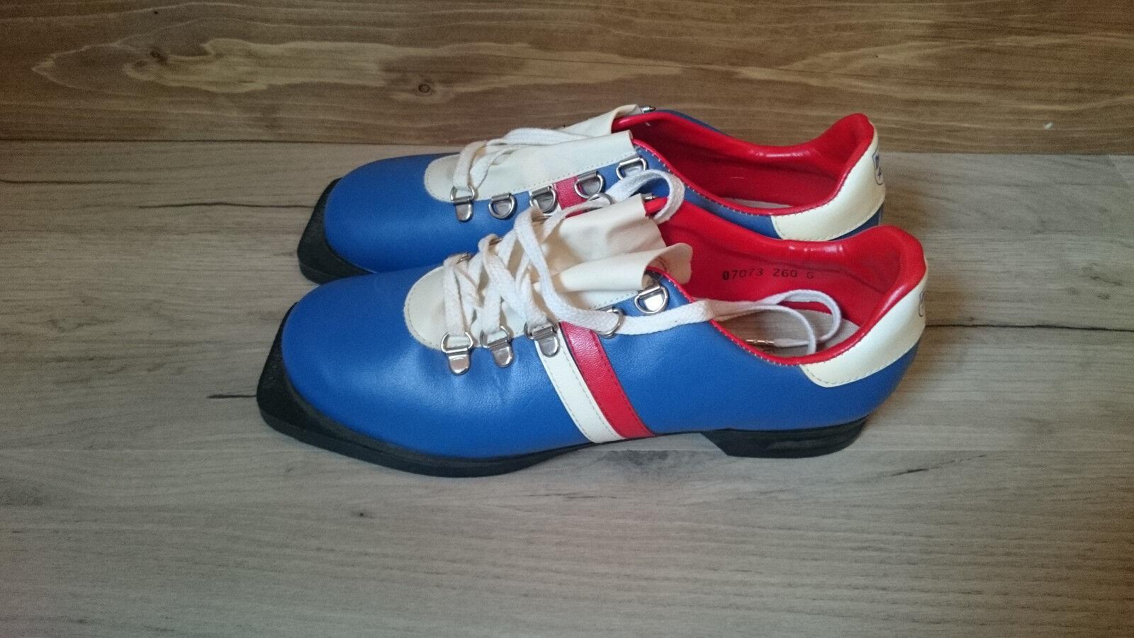 Vintage Cross country Ski Boots  botas