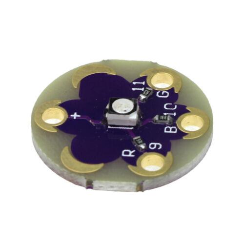 LilyPad Tri-Color LED RGB Módulo