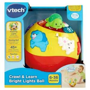 Vtech Crawl and Learn Bright Light Ball 80-184903