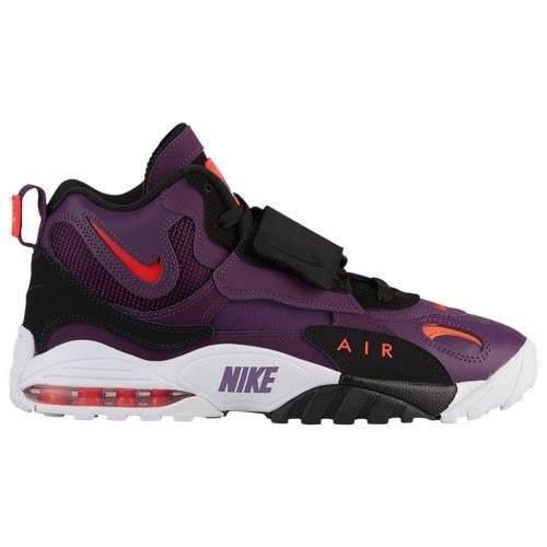 Nike air max velocità zona notte viola raggiante bianco nero 525225 500