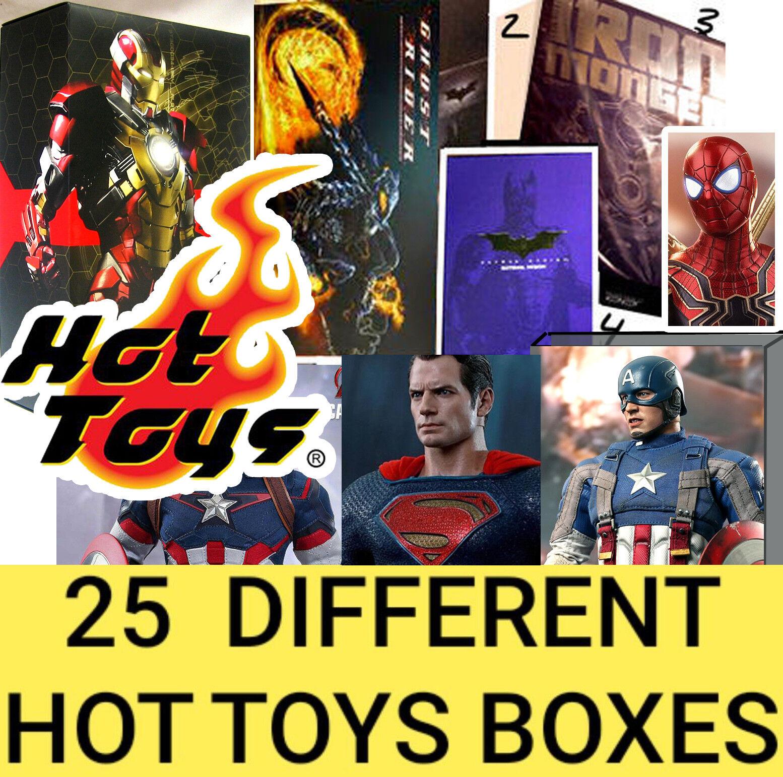 Hot Juguetes Caja Vacía Hulk aou