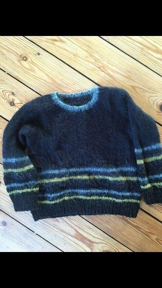 Sweater, Uld, 110-116