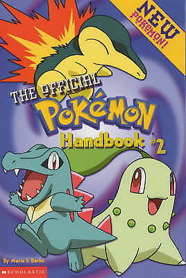 The Official Pokemon Handbook II by Maria S. Barbo (Paperback, 2001)