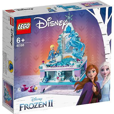 41168 LEGO Disney Princess Frozen II Elsa's Jewellery Box Creation 300 Pieces 6+