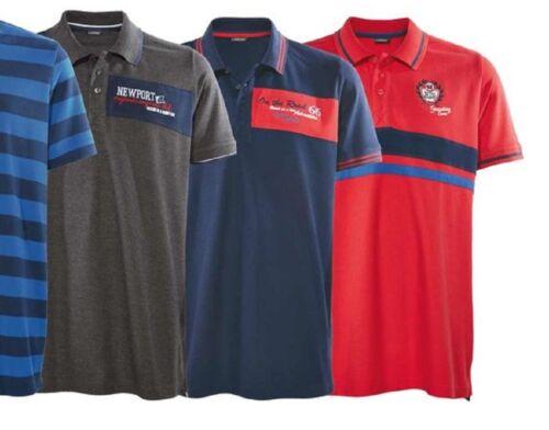 Herren Poloshirt In Pikeequalität Gr XL 56//58 /& XXL 60//62 /& 3XL 64//66 *NEU*
